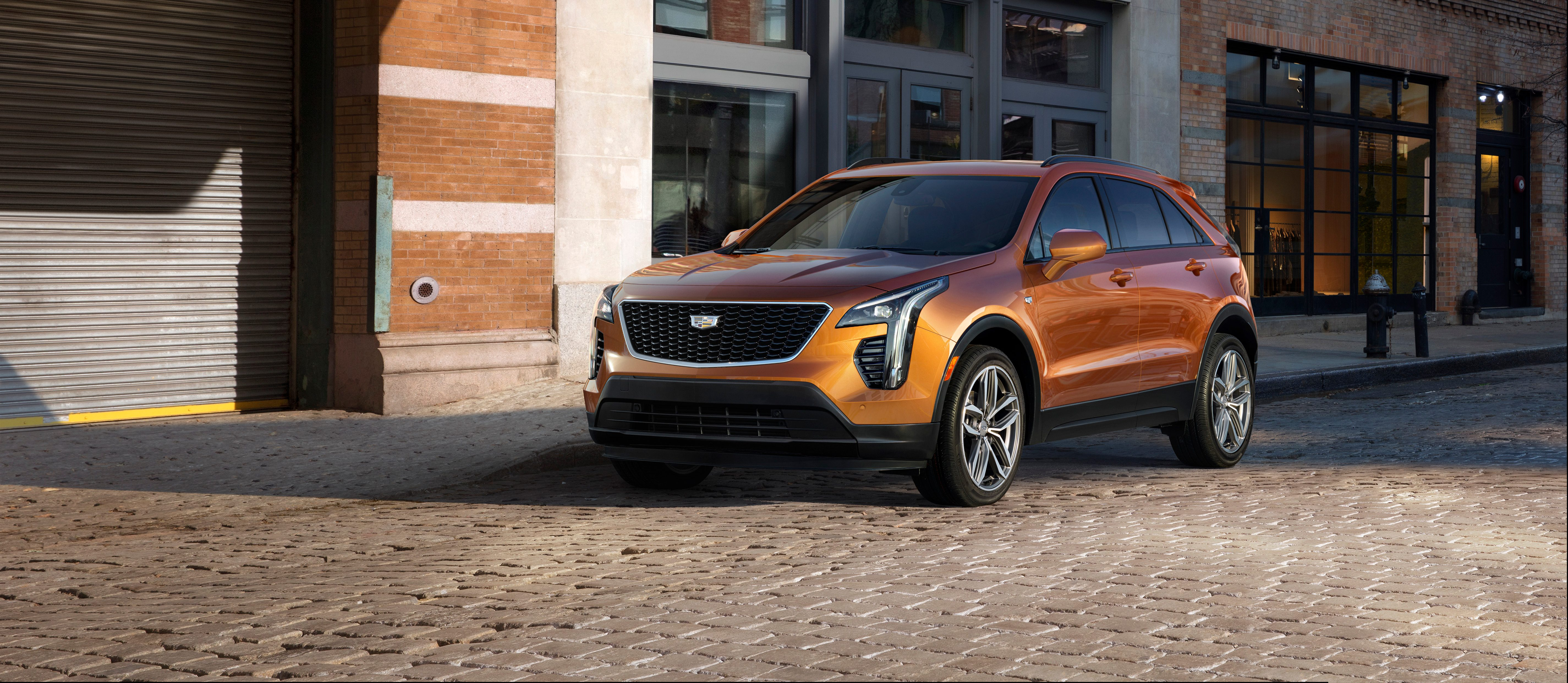 Cadillac Canada Announces Pricing For Cadillac 2019 Xt4 All New