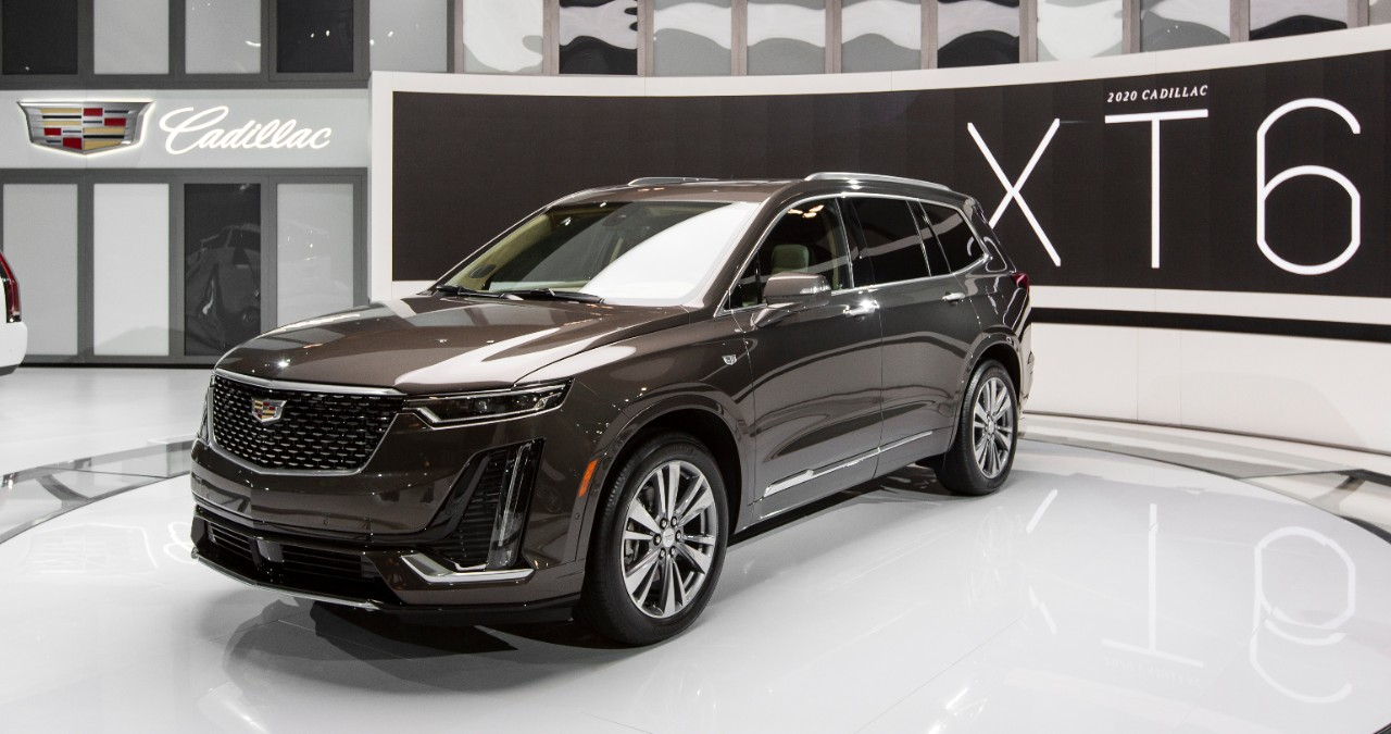 All You Need To Know About 2020 Cadillac XT6 >> 2020 Cadillac Xt6 Makes Canadian Debut