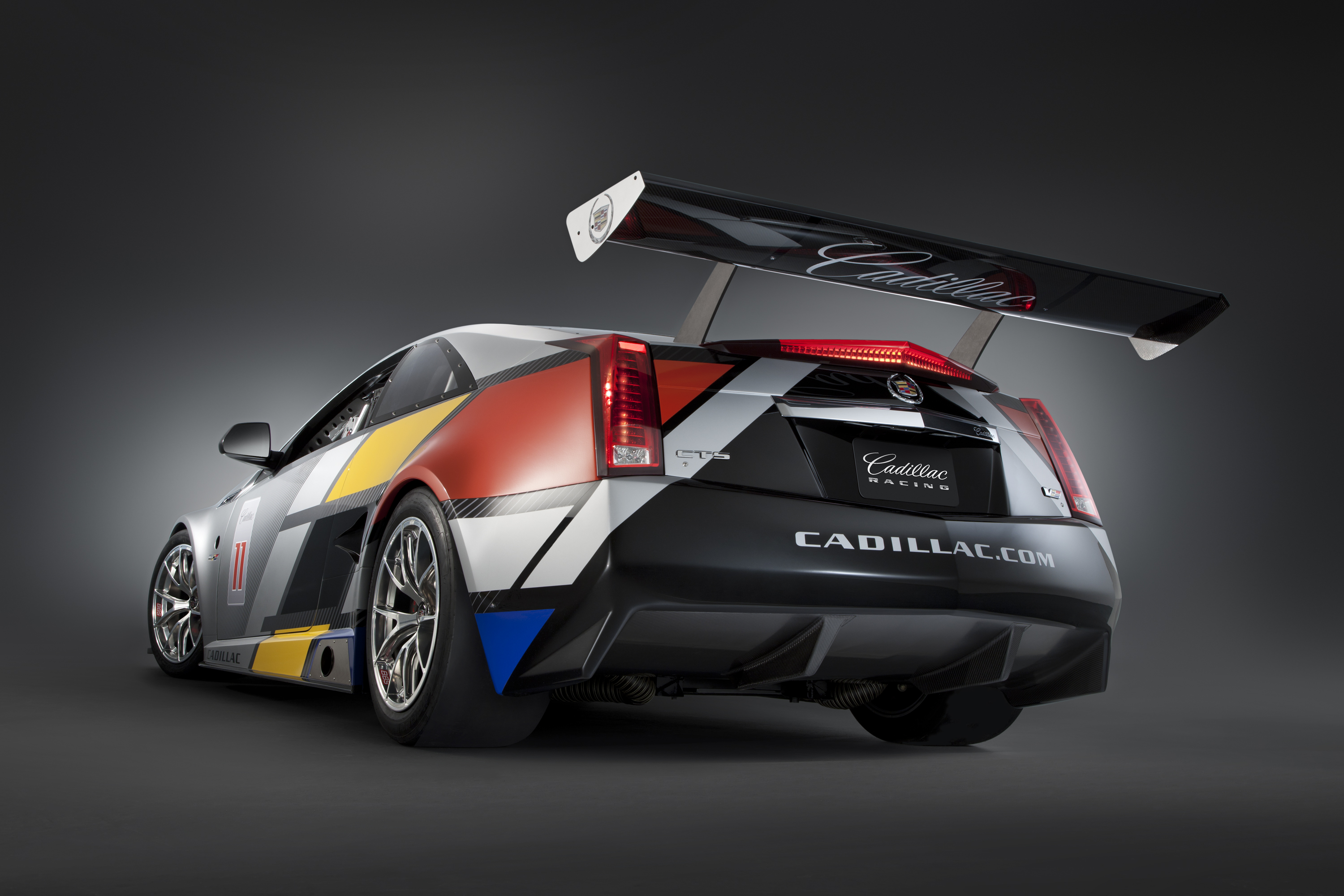 Cadillac Racing Returns to Sebring with CTS-V Coupe Racecars