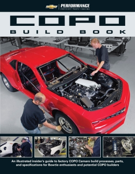 Build Your Own Camaro >> Copo Build Book From Chevrolet Performance Shows How To