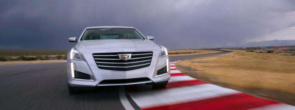 2017 Cadillac ATS and CTS Key Refinements: Appearance, Technology ...