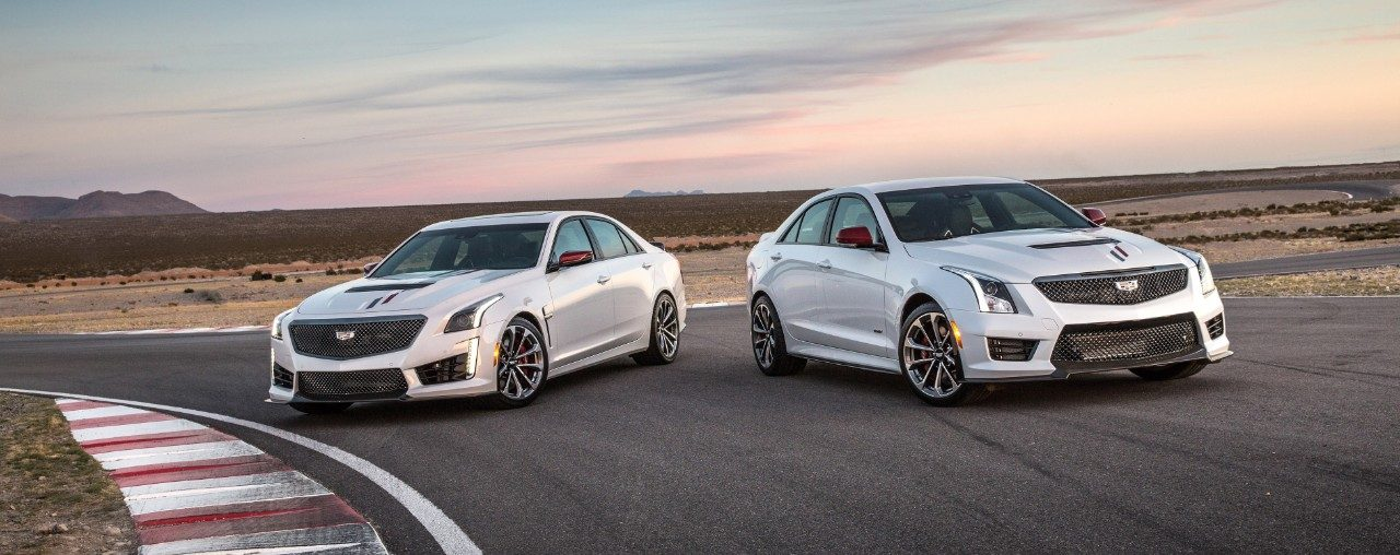 Cadillac Ats V Coupe >> Cadillac Introduces Exclusive V Series Championship Editions