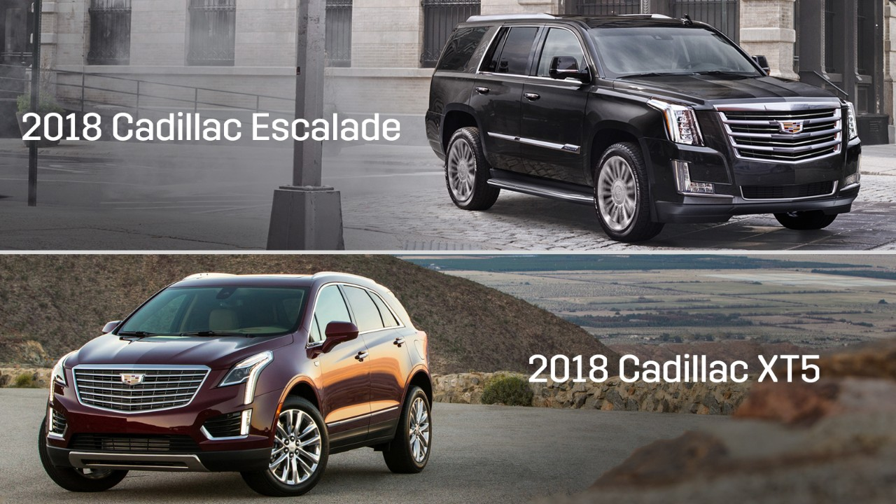 Cadillac Global Sales Up 42% in February