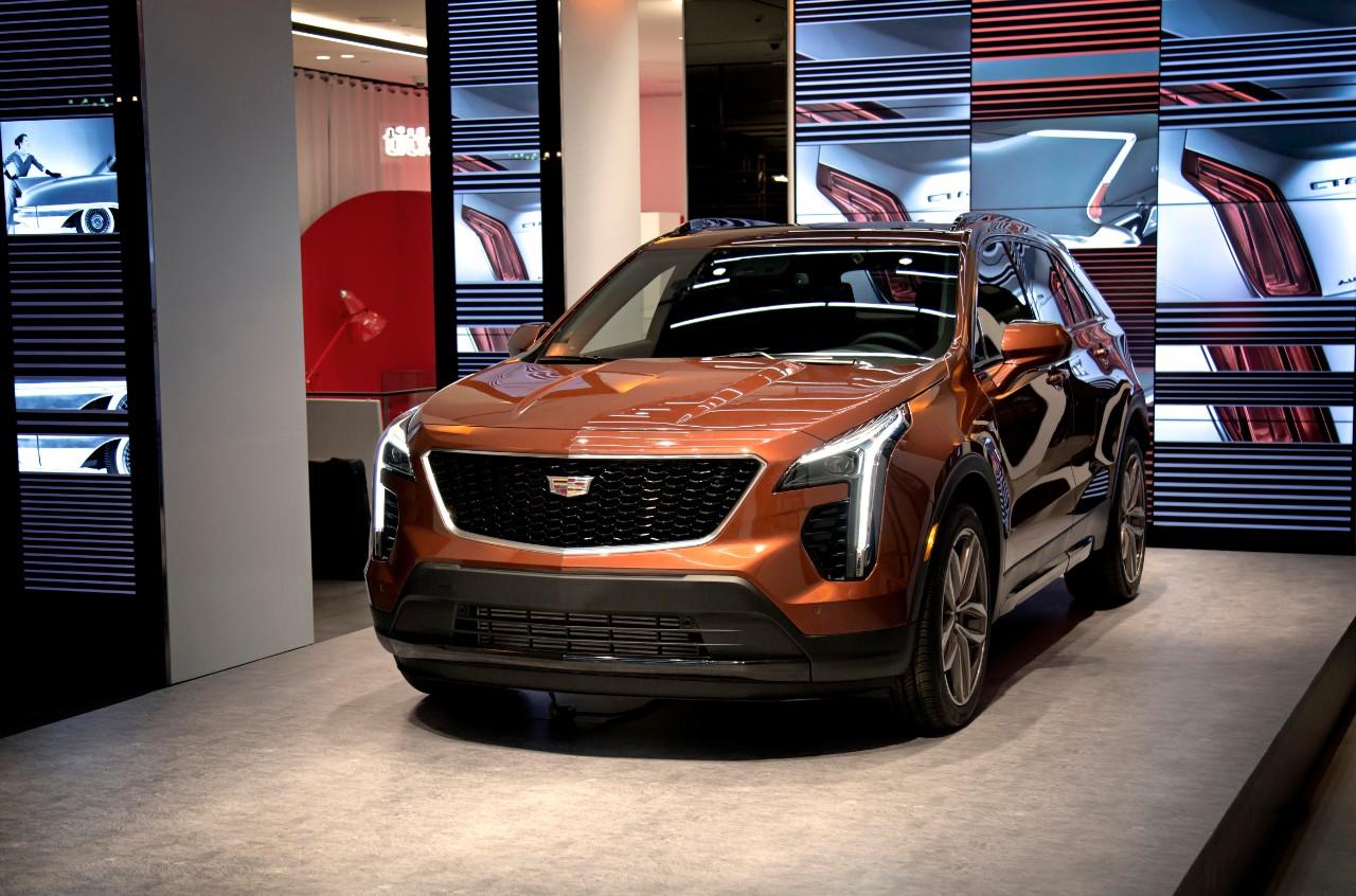 2019 Cadillac XT4: News, Platform, Engine, Price >> Cadillac Introduces First Ever Xt4