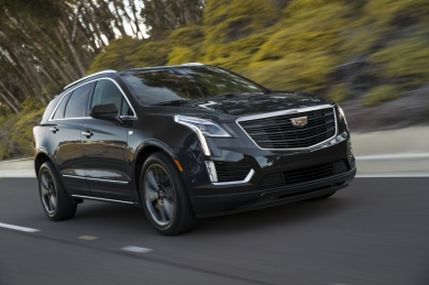 Cadillac Pressroom United States News