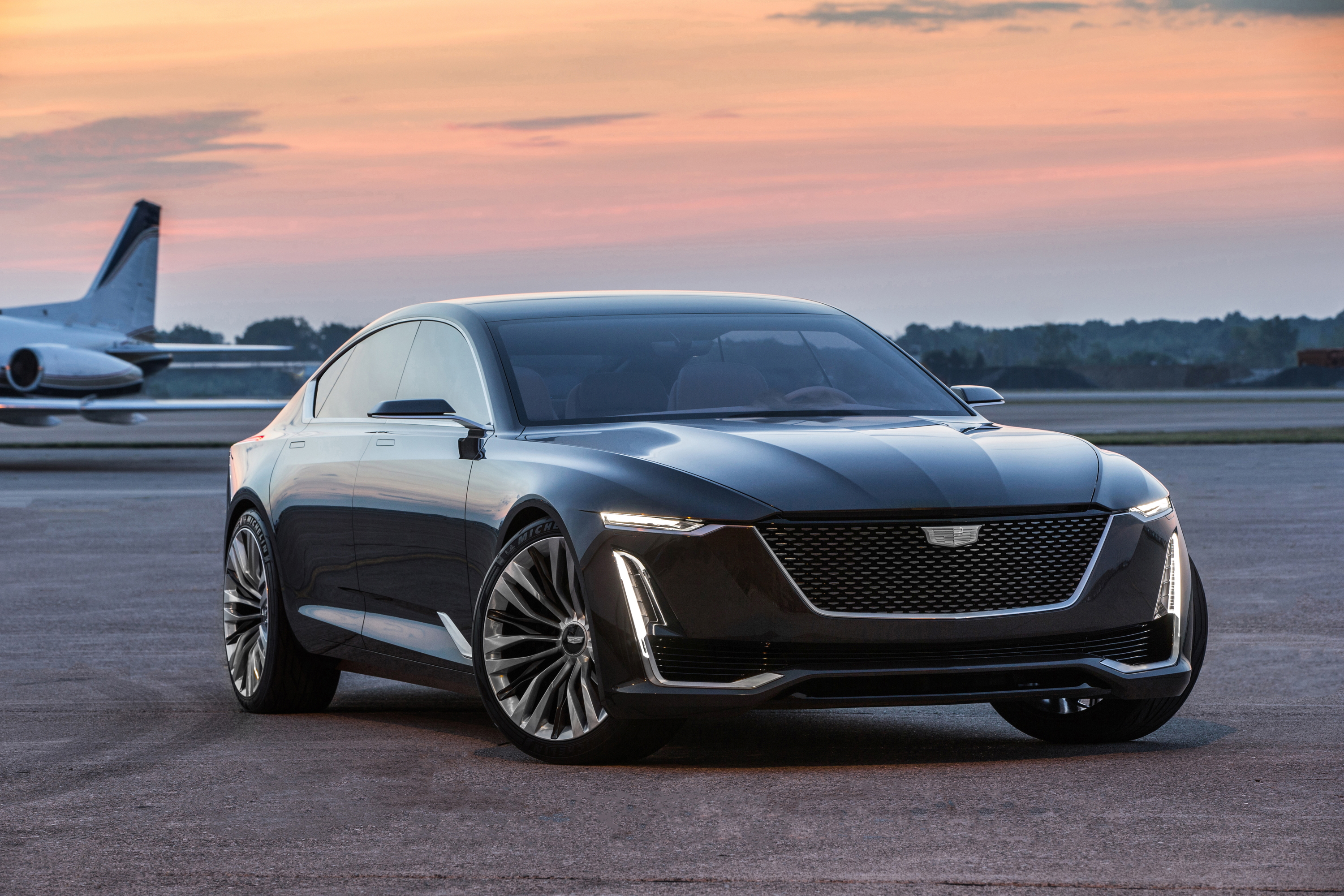 Cadillac Unveils Escala Concept Previewing Future Design Direction