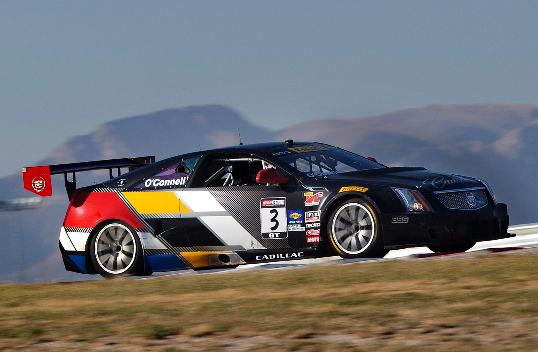 3 Cadillac Racing CTS-V Coupe