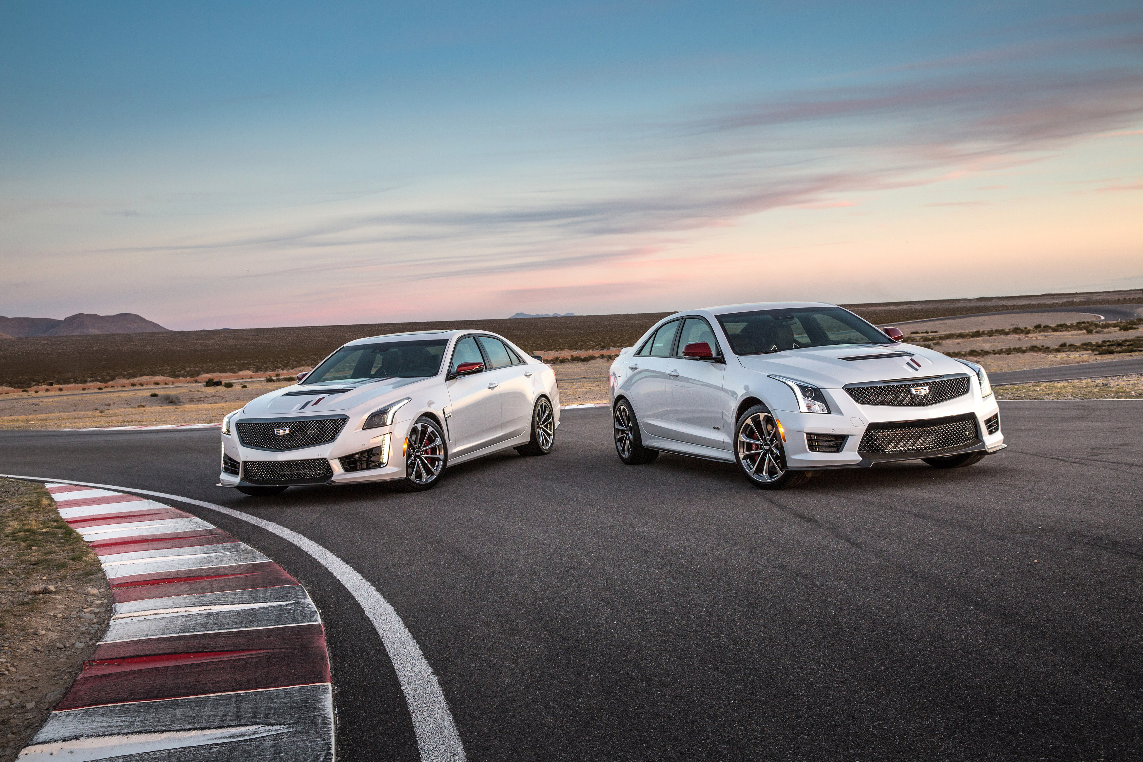 Cadillac Introduces Exclusive V Series Championship Editions