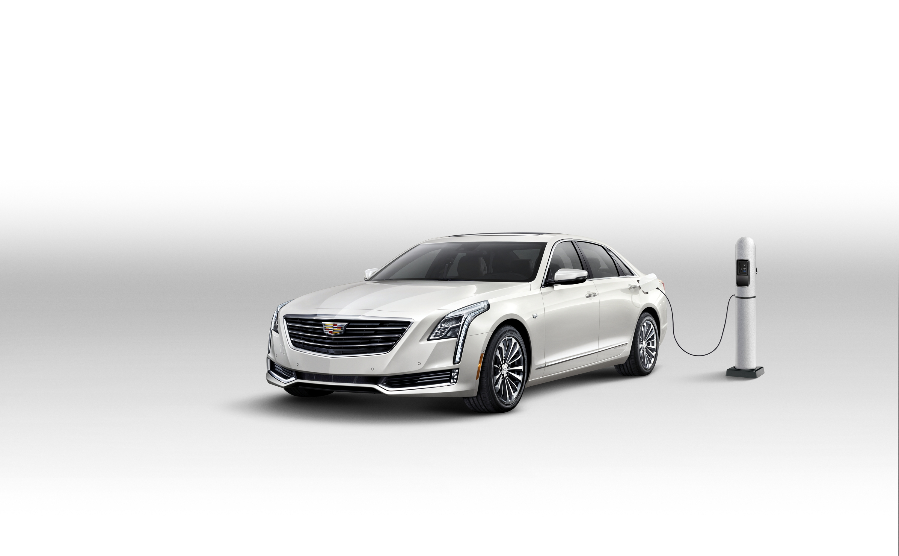 2017 Cadillac Ct6 Plug In On Sale In Spring 2017 Offering An