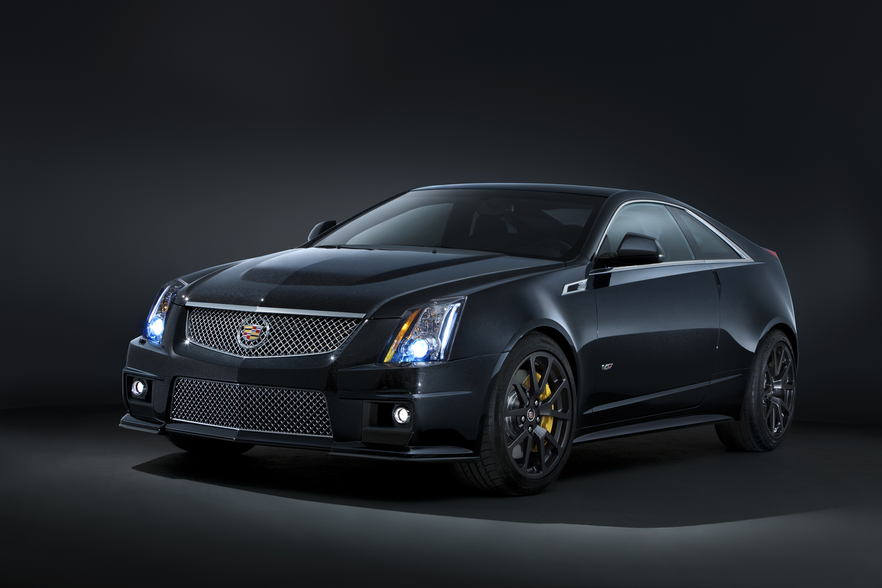 Cadillac Launches Cts V Black Diamond Edition