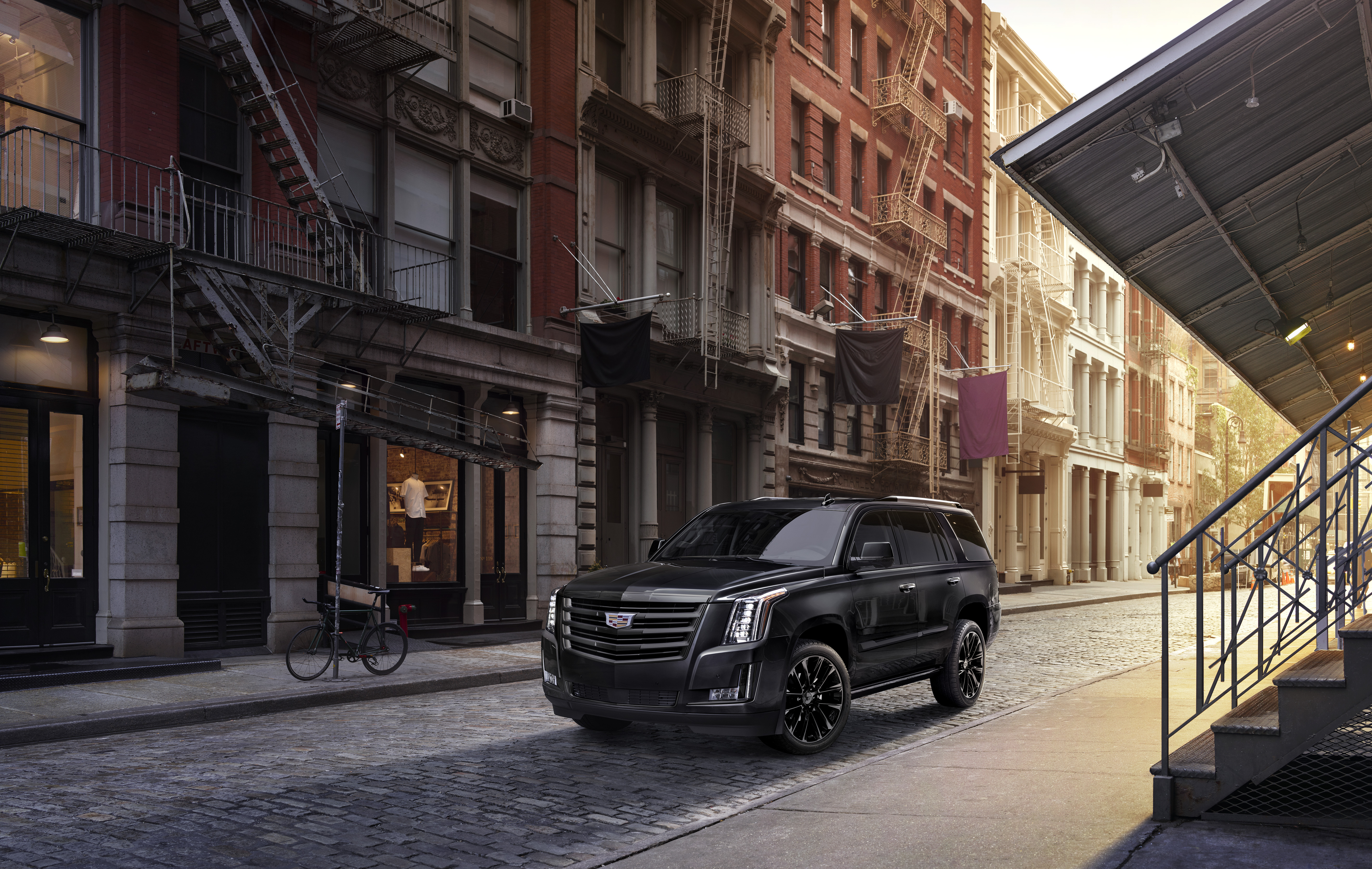 Cadillac Introduces Escalade Sport Edition