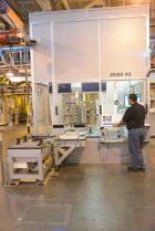 The GM Tonawanda Engine Plant has 12 Zeiss Coordinate Measuring Machines (CMM)