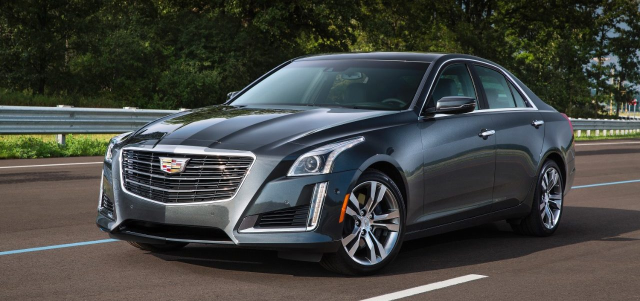 cts sedan cadillac vehicles ca media en