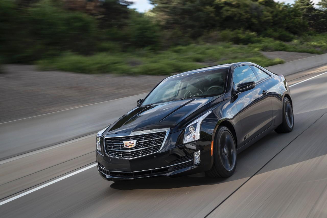 2017 Cadillac Ats Coupe >> 2017 Cadillac Ats