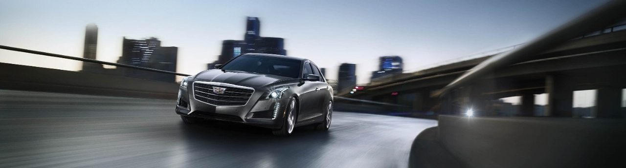 Cadillac Pressroom United States Cts
