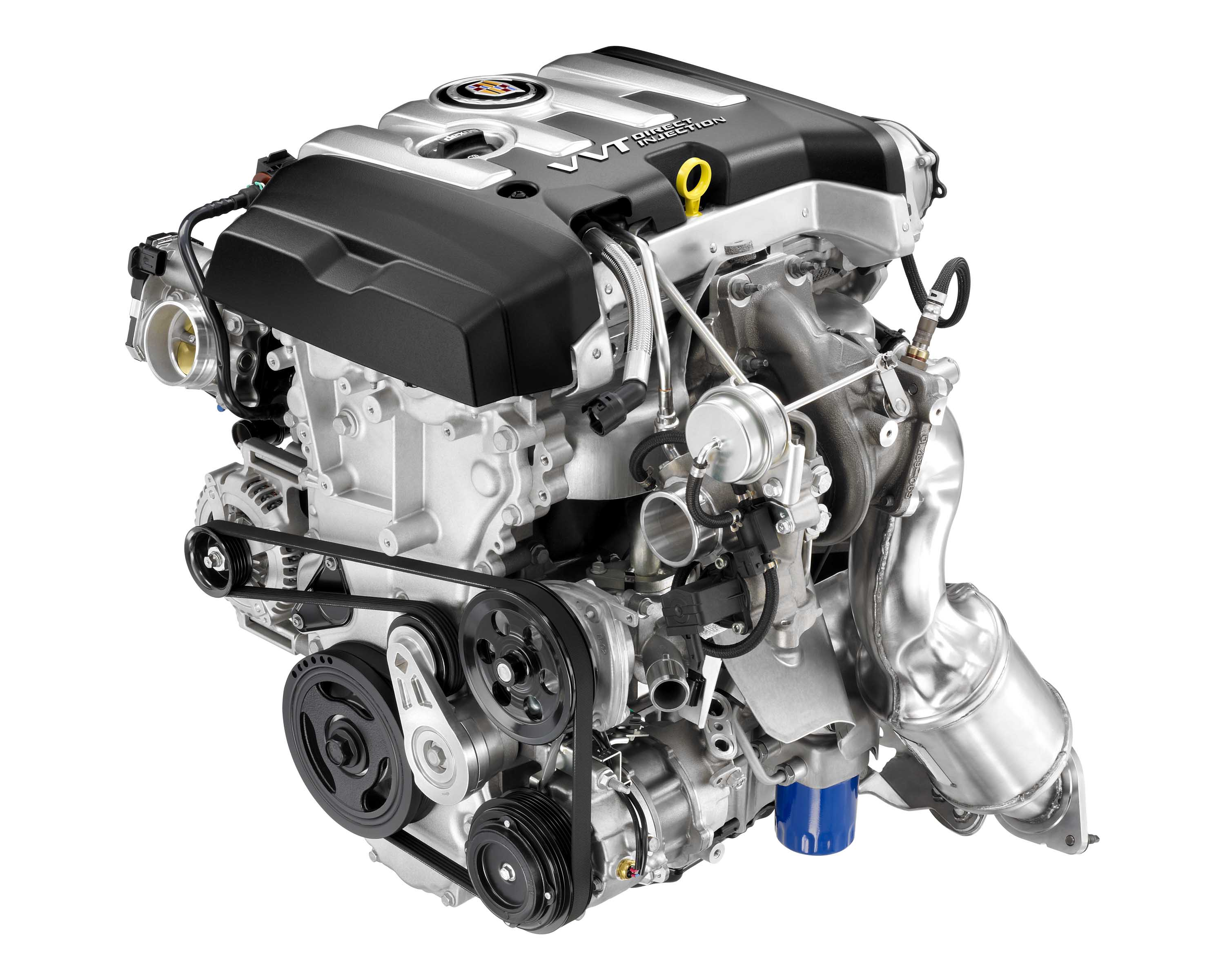New 2.0L Turbo Engine Boosts the Cadillac ATS