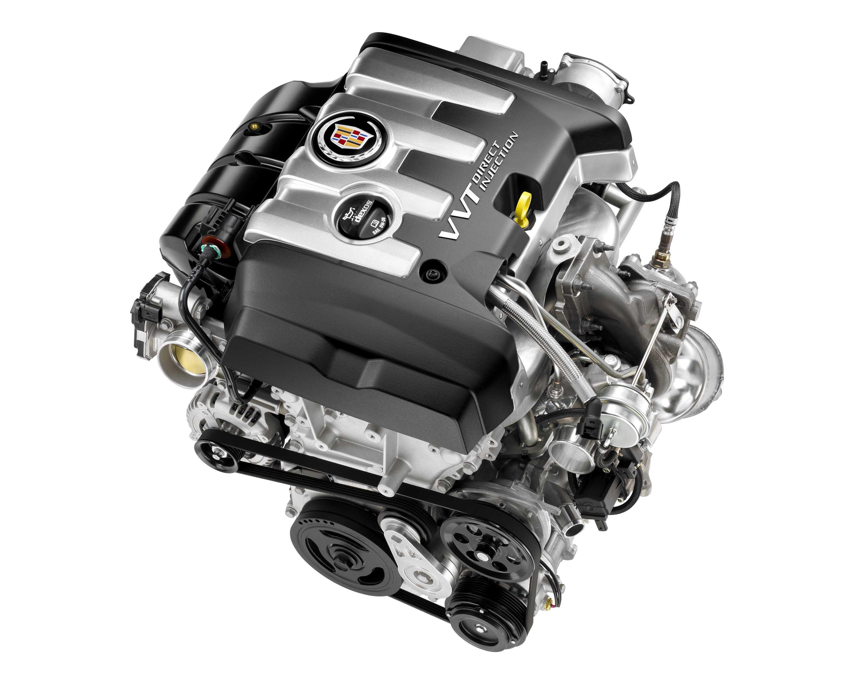 New 2.0L Turbo Engine Boosts the Cadillac ATS