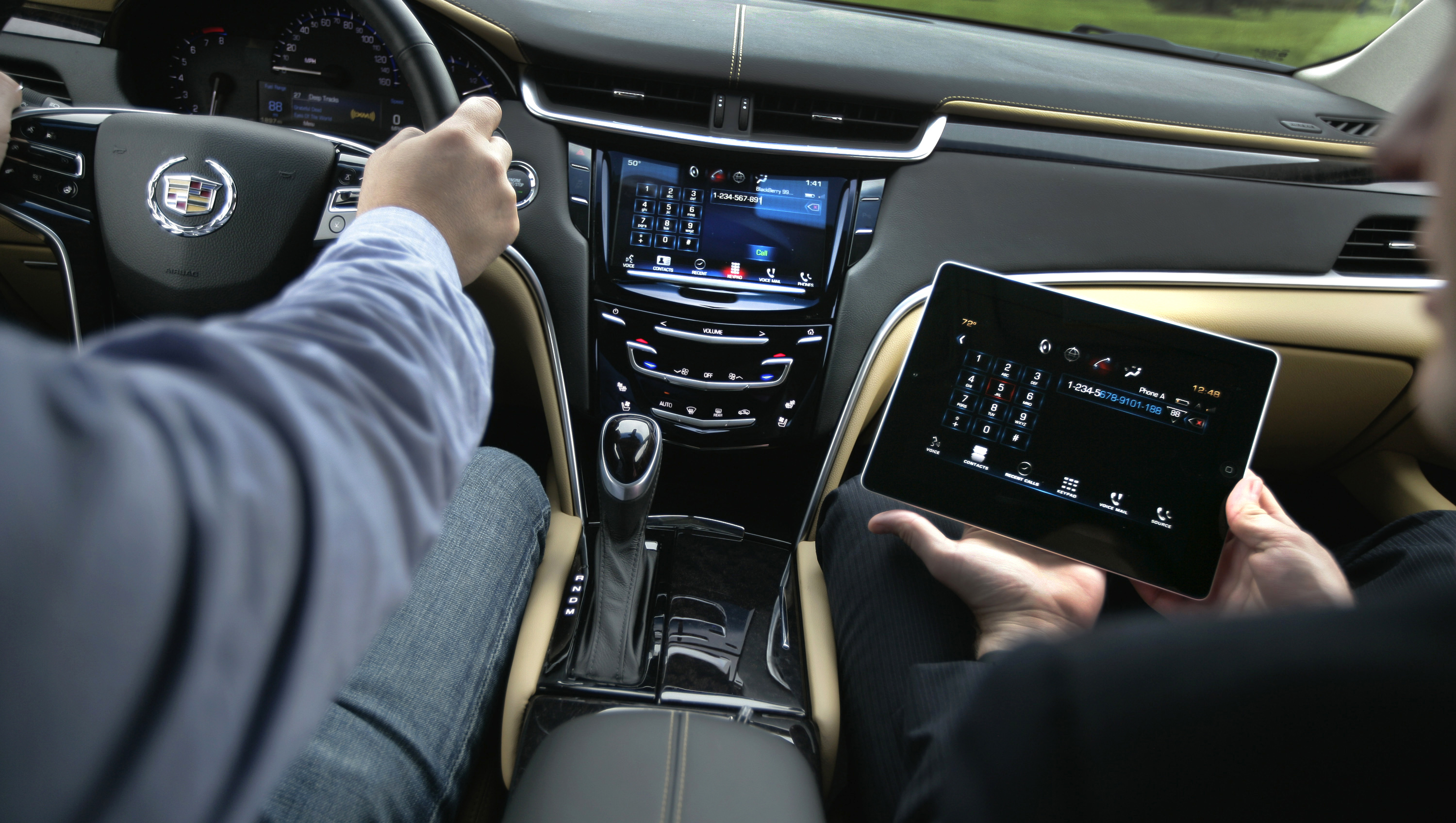 download apps for cadillac cue