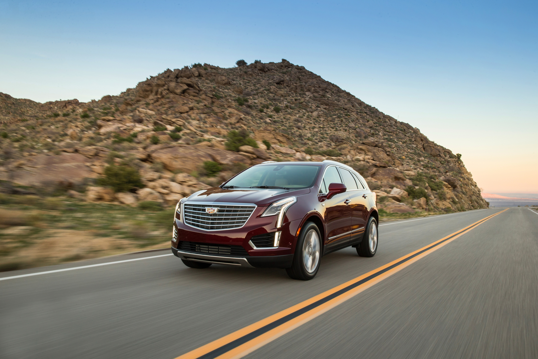 Cadillac Annual Sales Reach Highest Mark in Decades