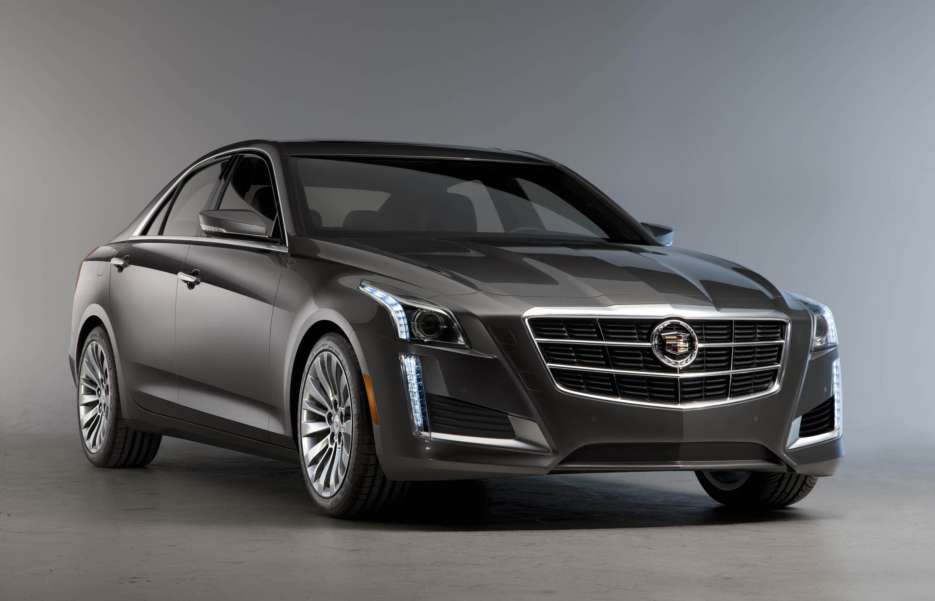 Cadillac Pressroom - United States - CTS