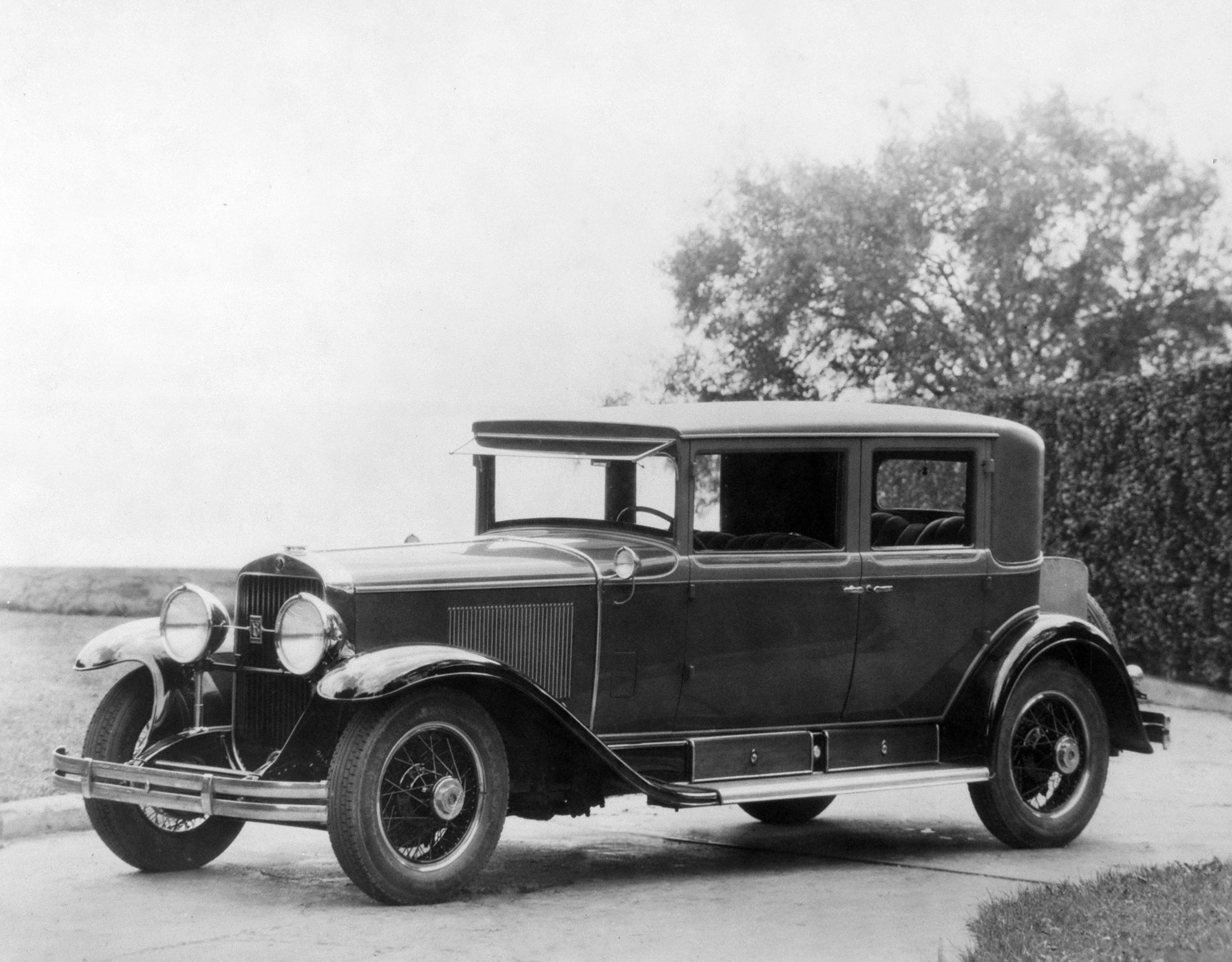 1927 cadillac fleetwood