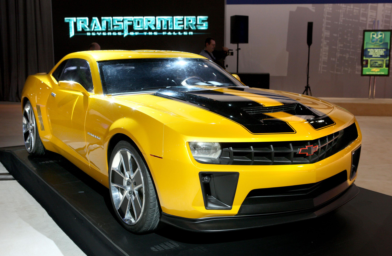 Kelebihan Chevrolet Camaro Transformers Murah Berkualitas