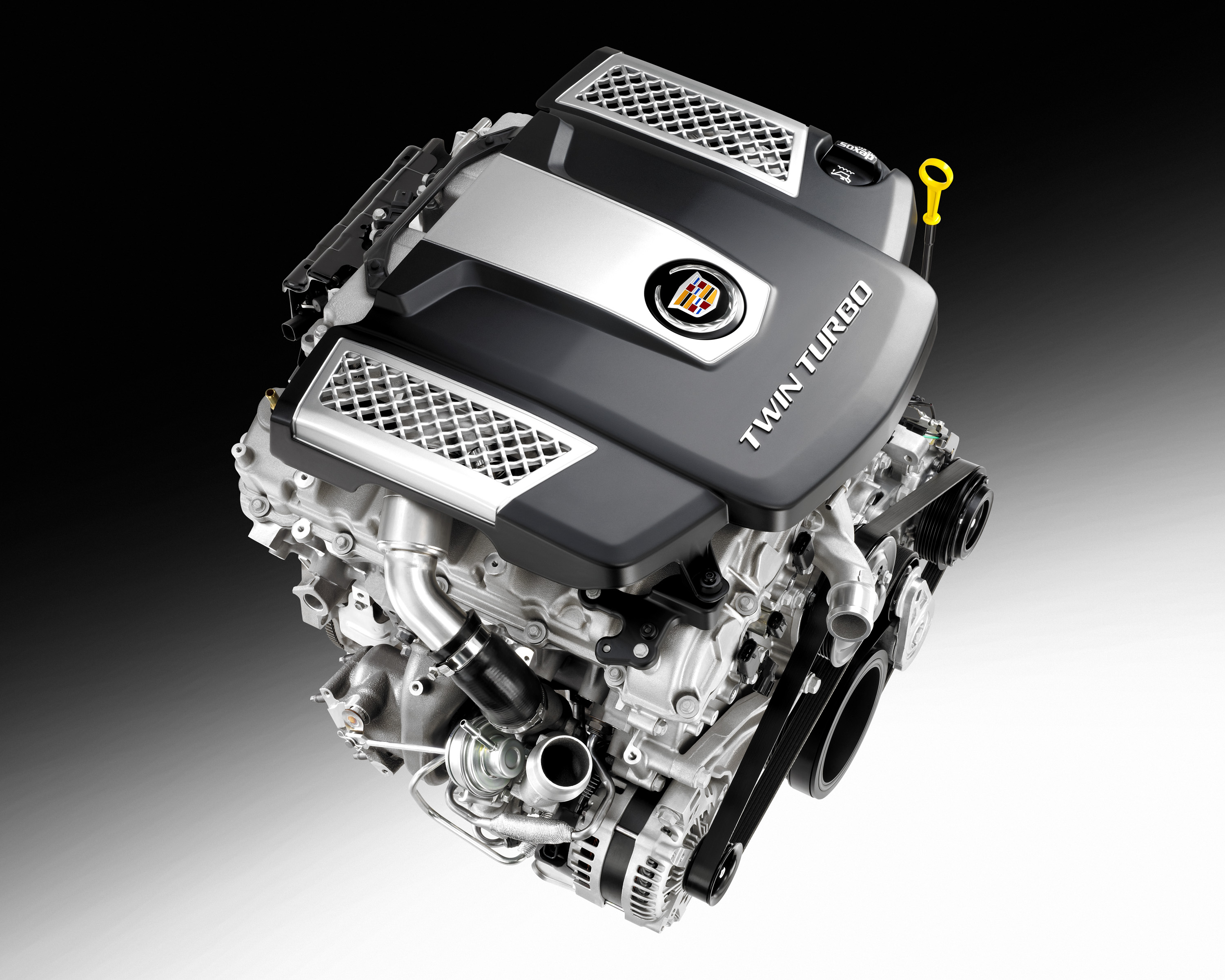 Cadillac Twin-Turbo Debuts in All-New 2014 CTS Sedan