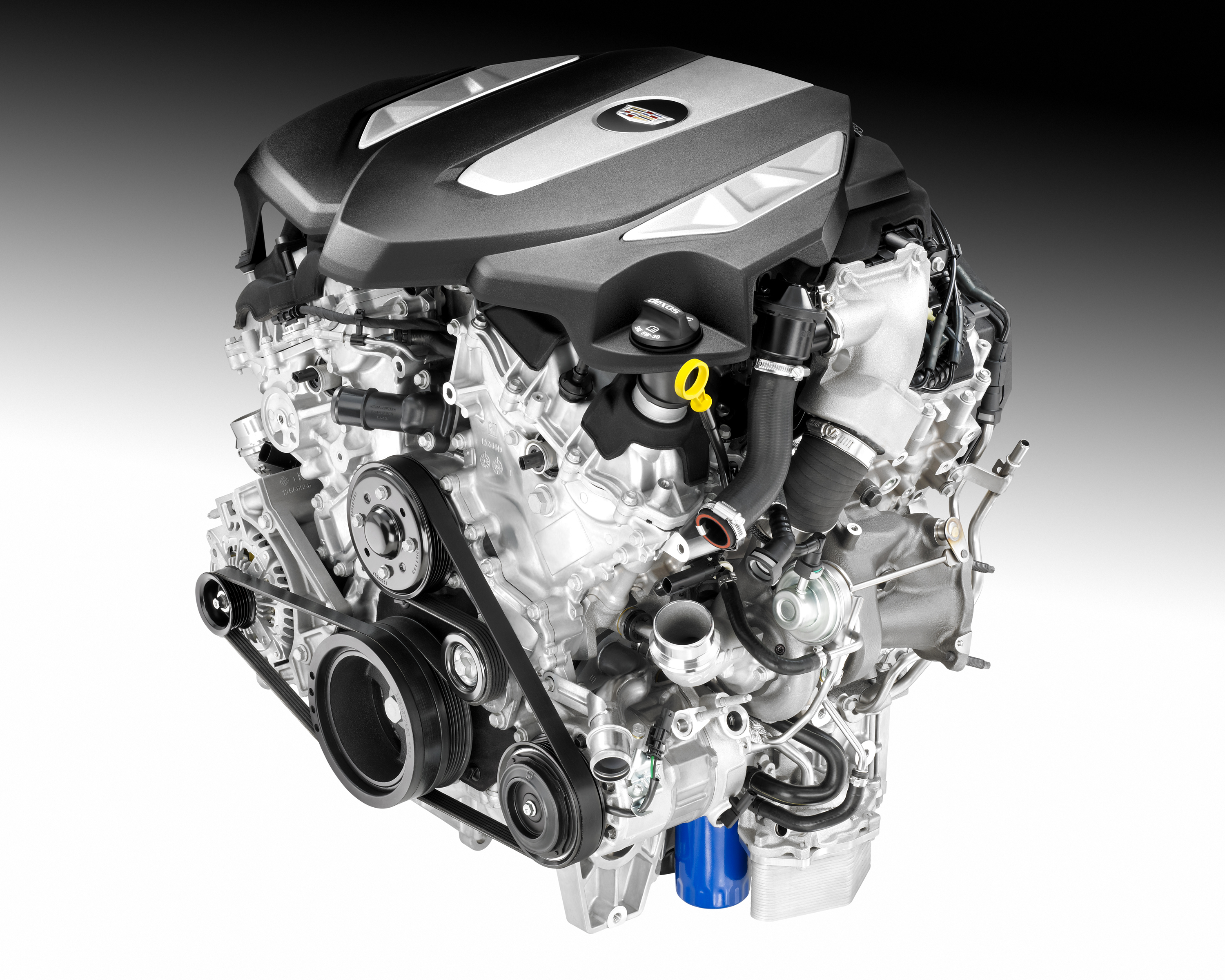 Cadillac Next Gen V 6 Engines Led By 3 0l Twin Turbo