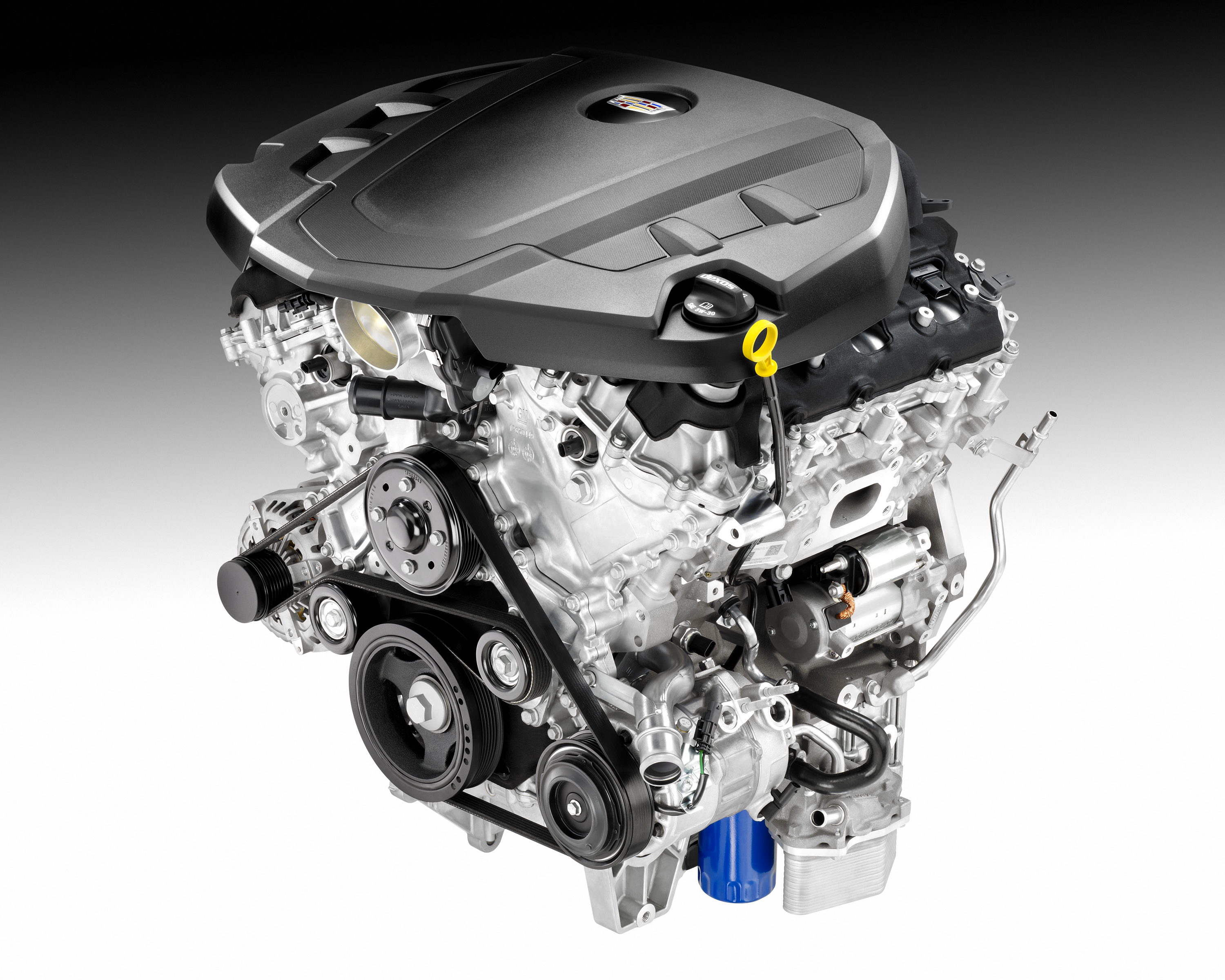 All-New, Advanced 3.6L V-6 to Drive Cadillac CT6