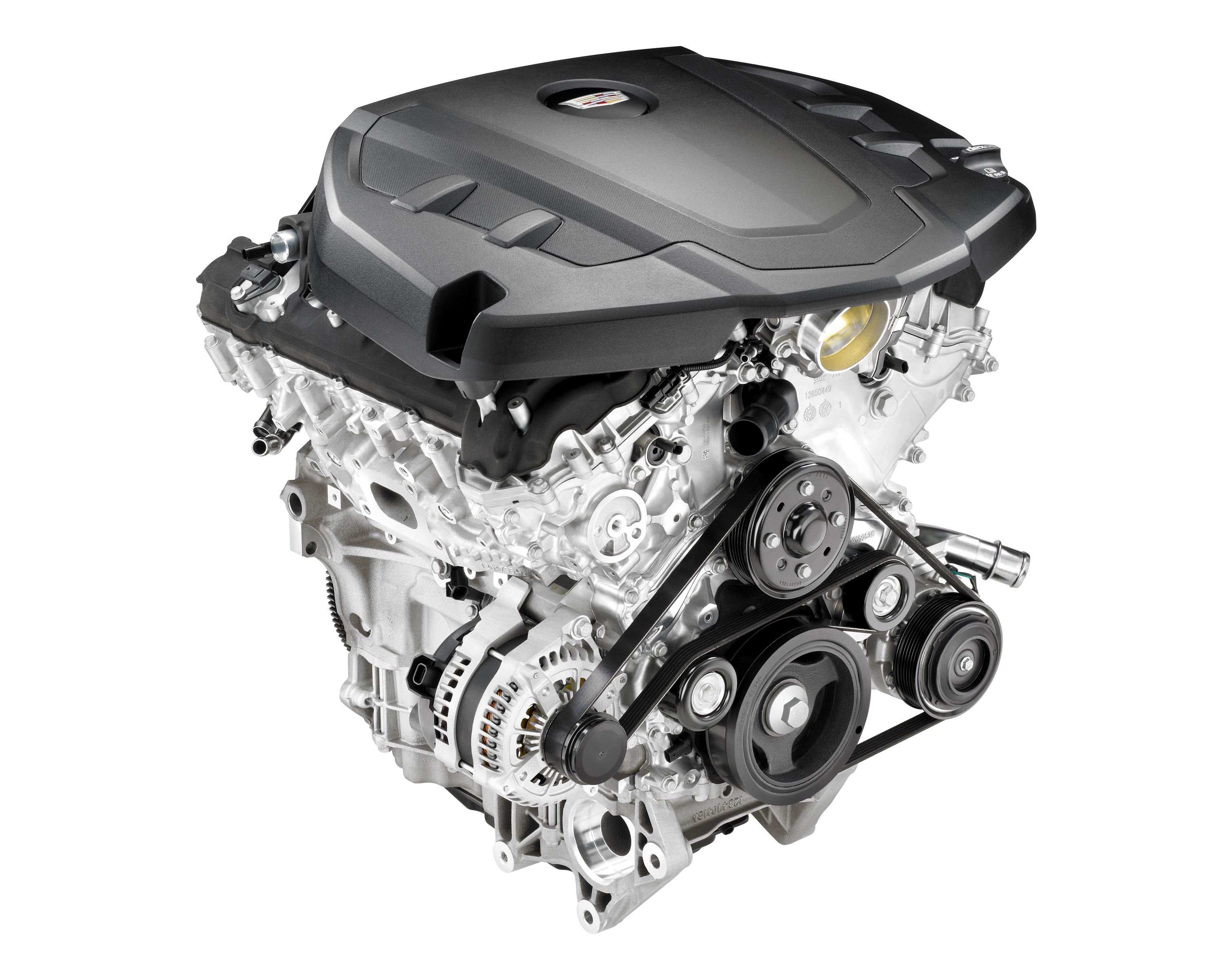 3 6L V6 Named One of Ward's 10 Best Engines
