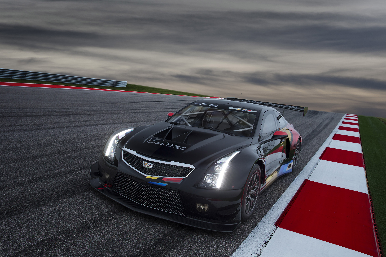 Cadillac Introduces All-New ATS-V R Race Car