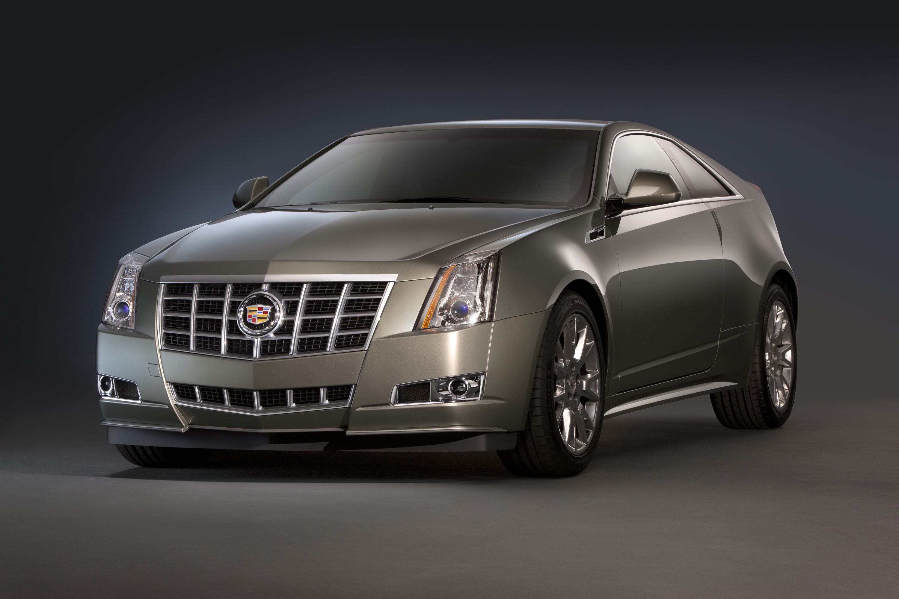 2013 Cadillac Cts Coupe >> Cadillac Pressroom United States Cts Coupe