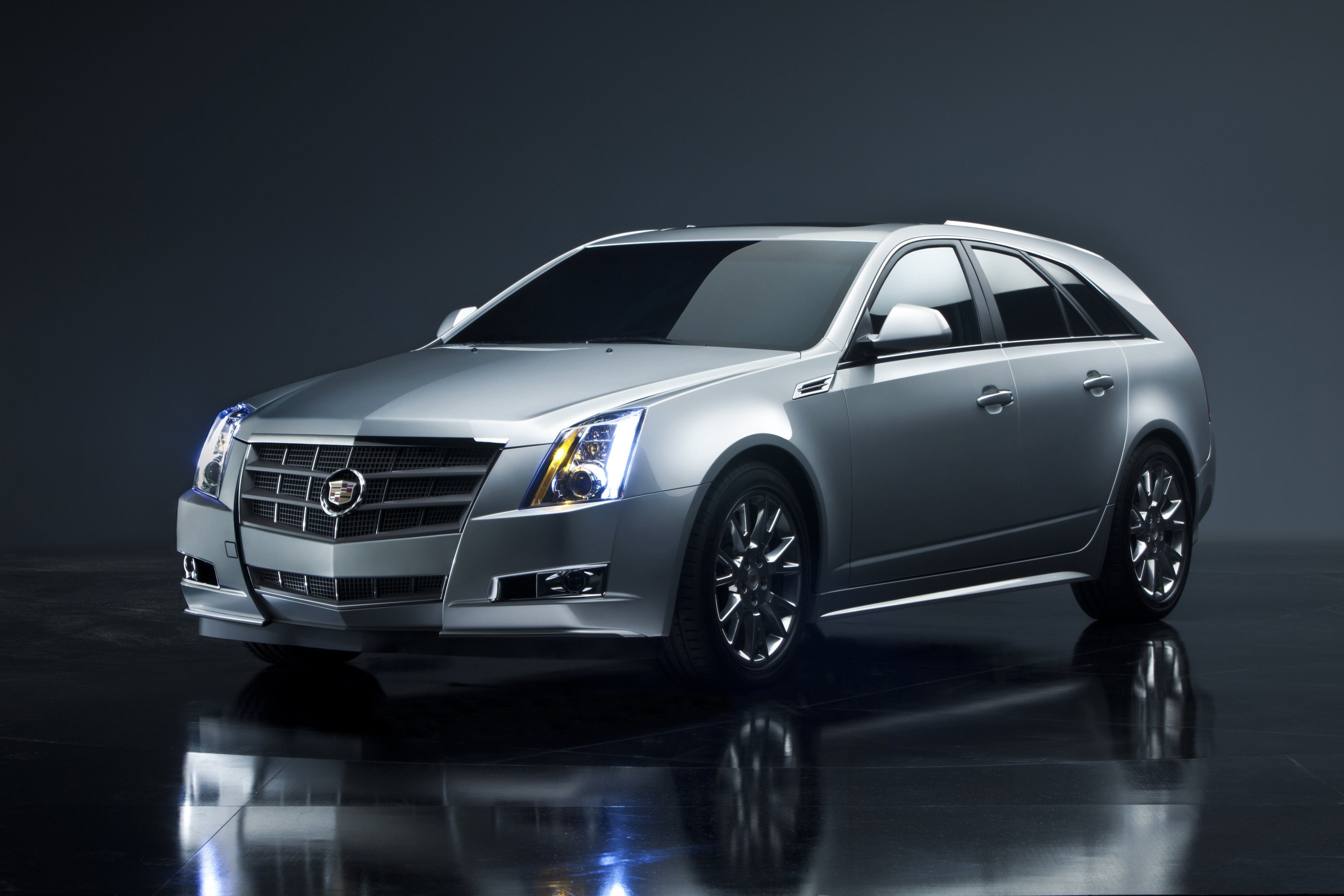 Cadillac Pressroom United States Cts Sport Wagon