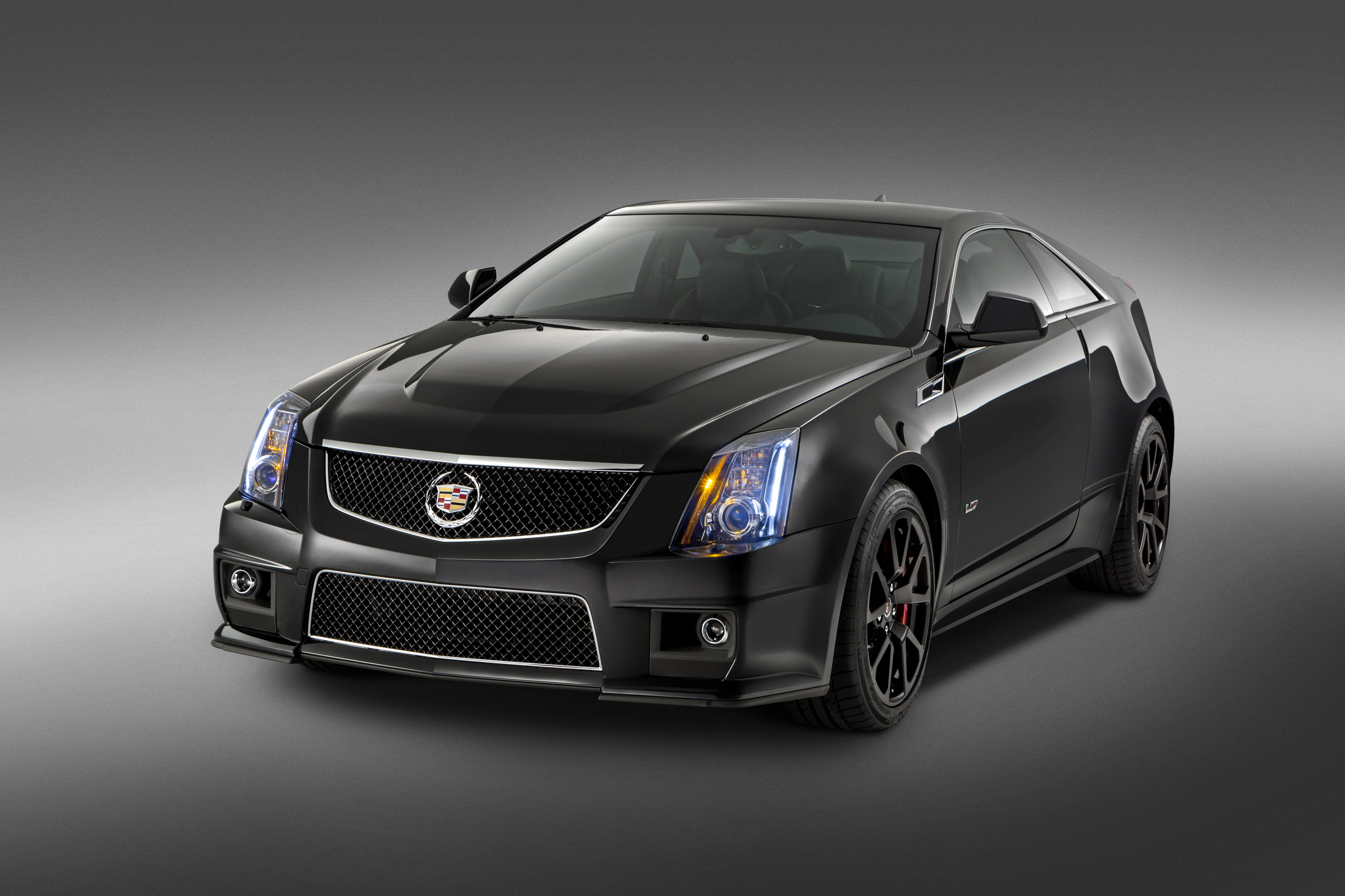 Cadillac Celebrates V Series With 2015 Cts V Coupe