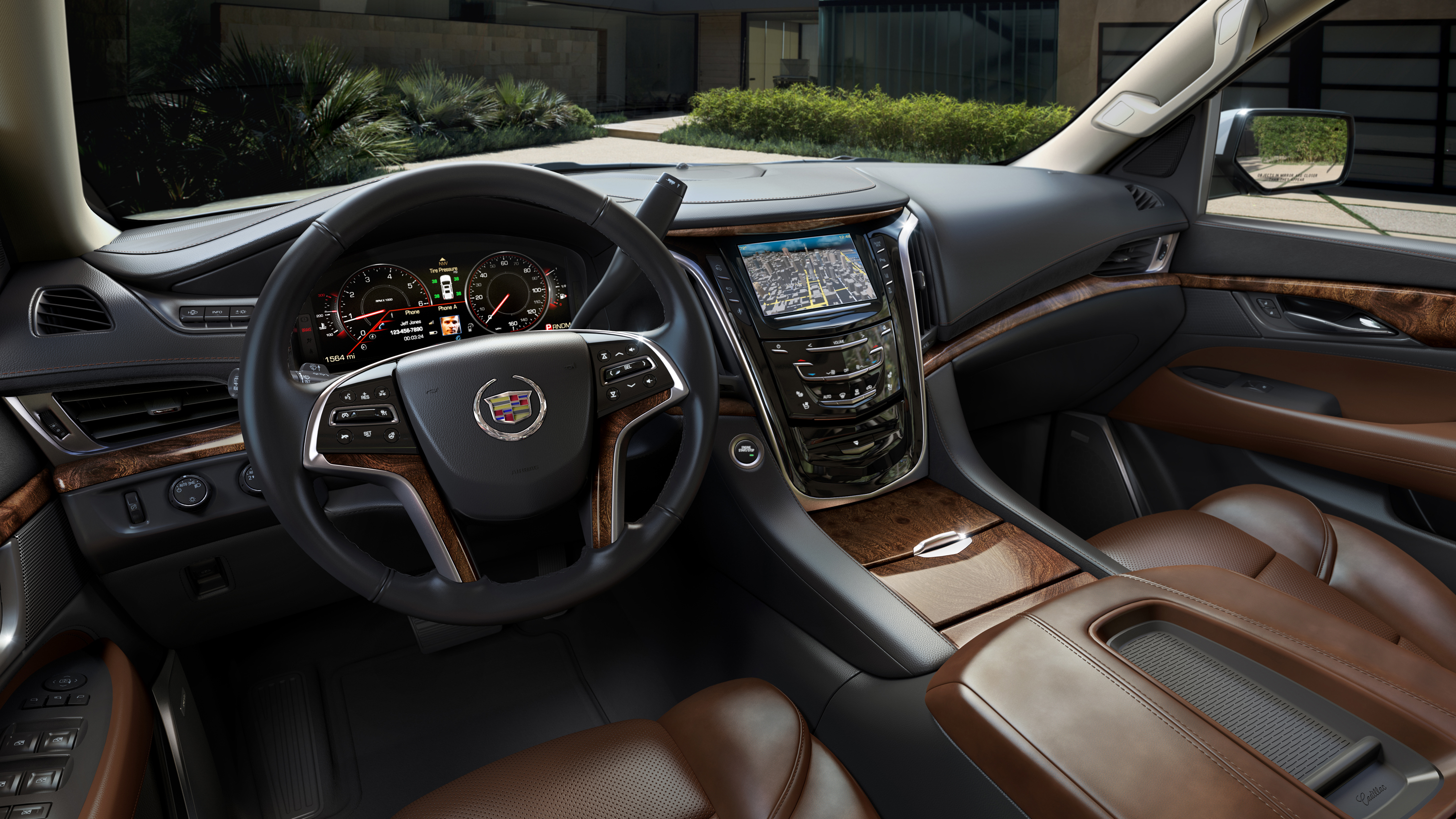 leisure haute escalade of cadillac review
