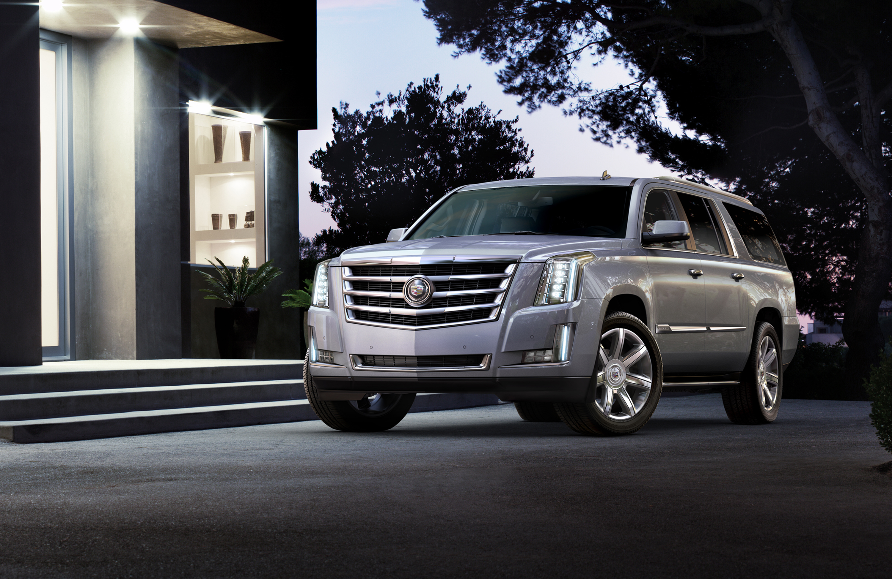 Craftsmanship Defines All New 2015 Cadillac Escalade
