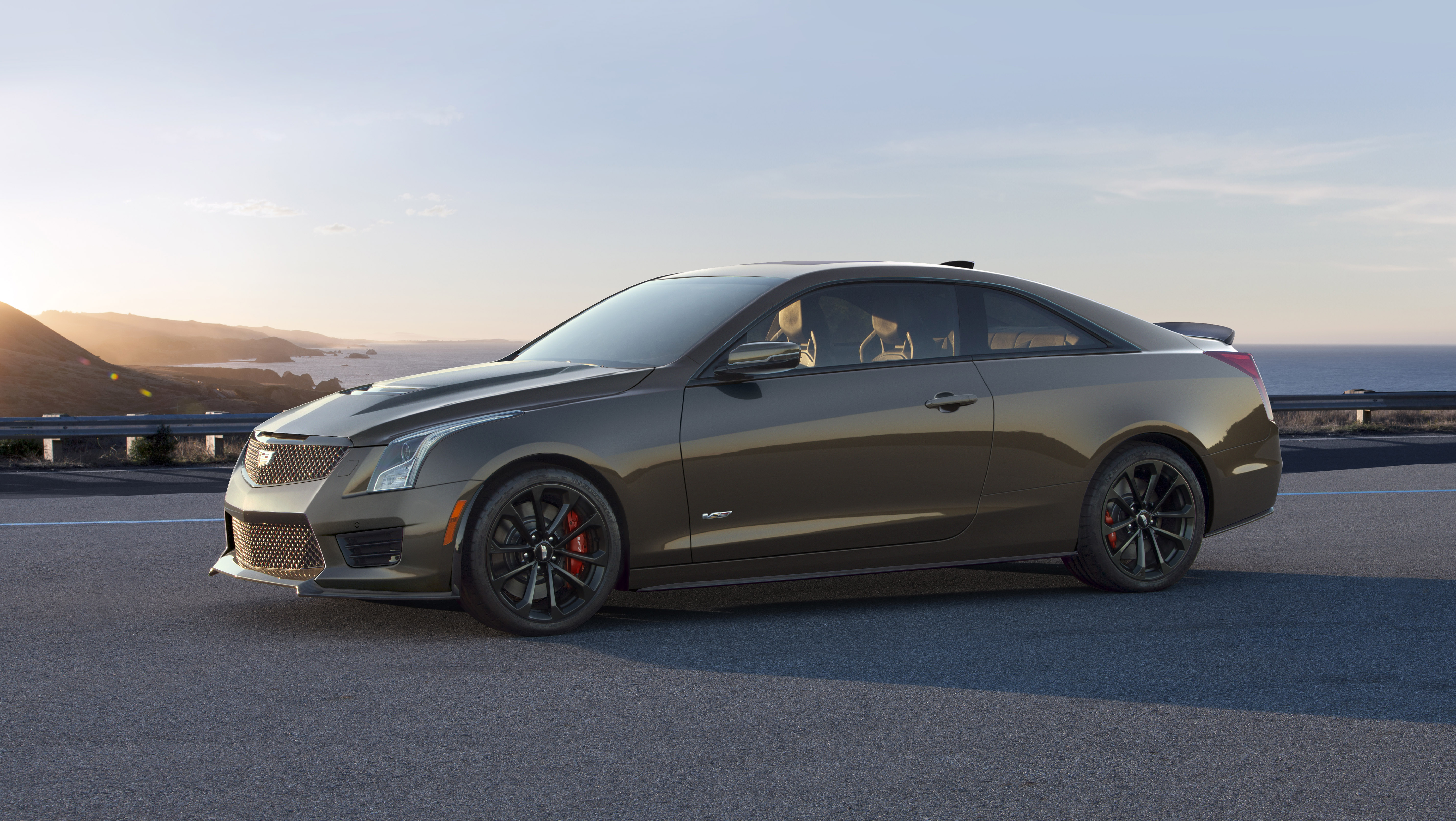 Cadillac Ats V Coupe >> Cadillac Introduces The 2019 V Series Pedestal Edition