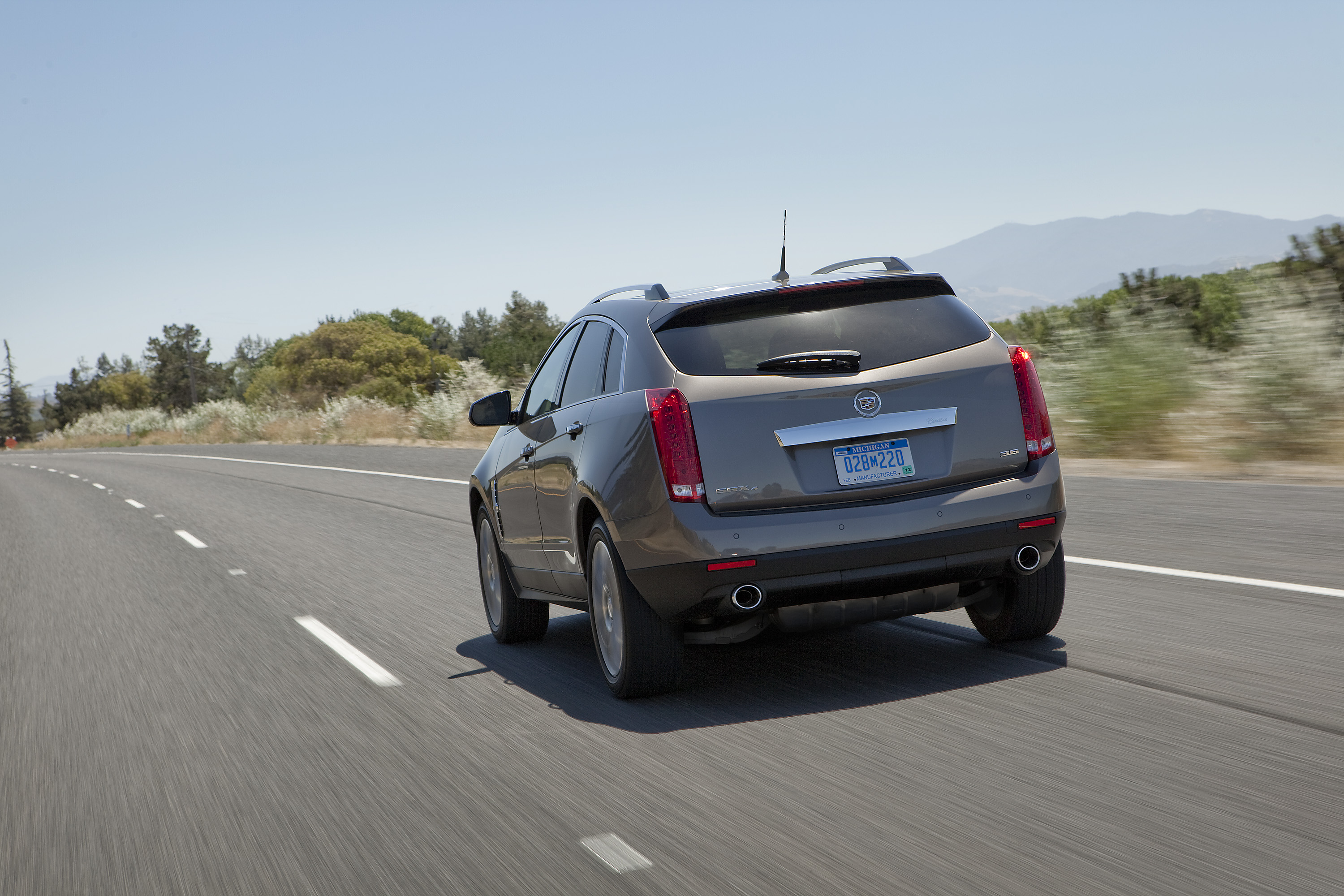 luxury srx cadillac diminished appraisal value car