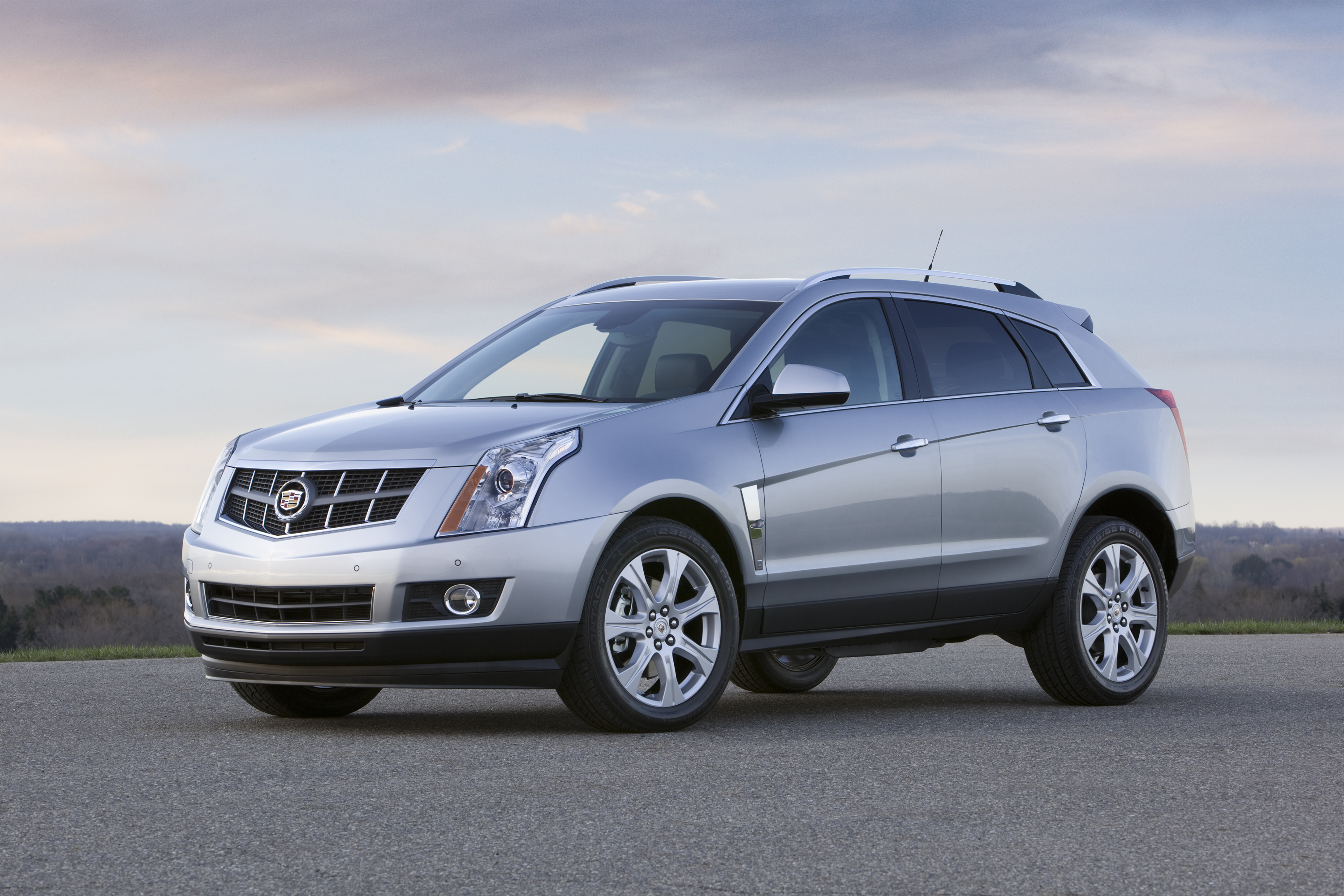 cadillac srx top cars speed