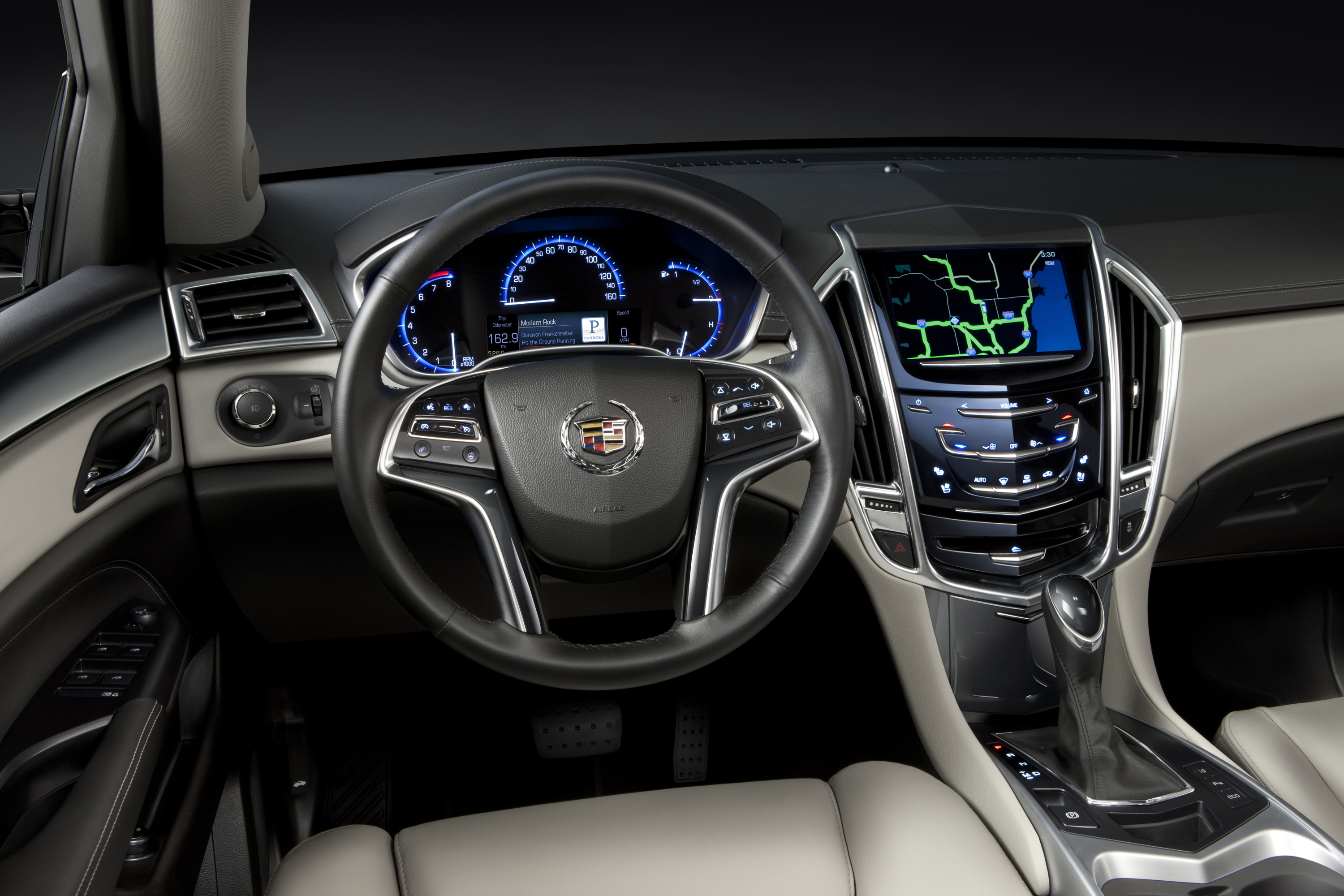 cadillac used vehicle srx review expert of