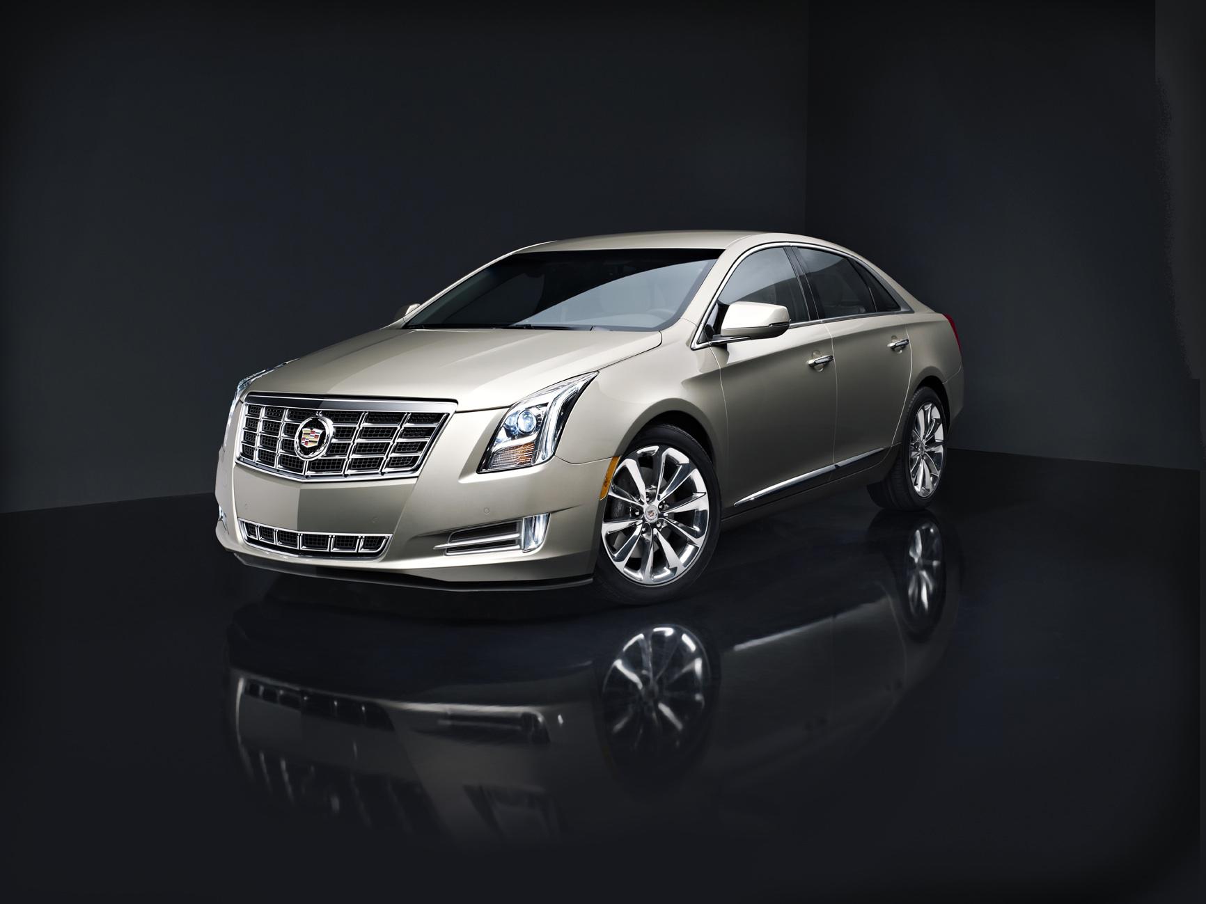 Cadillac Pressroom - United States - XTS