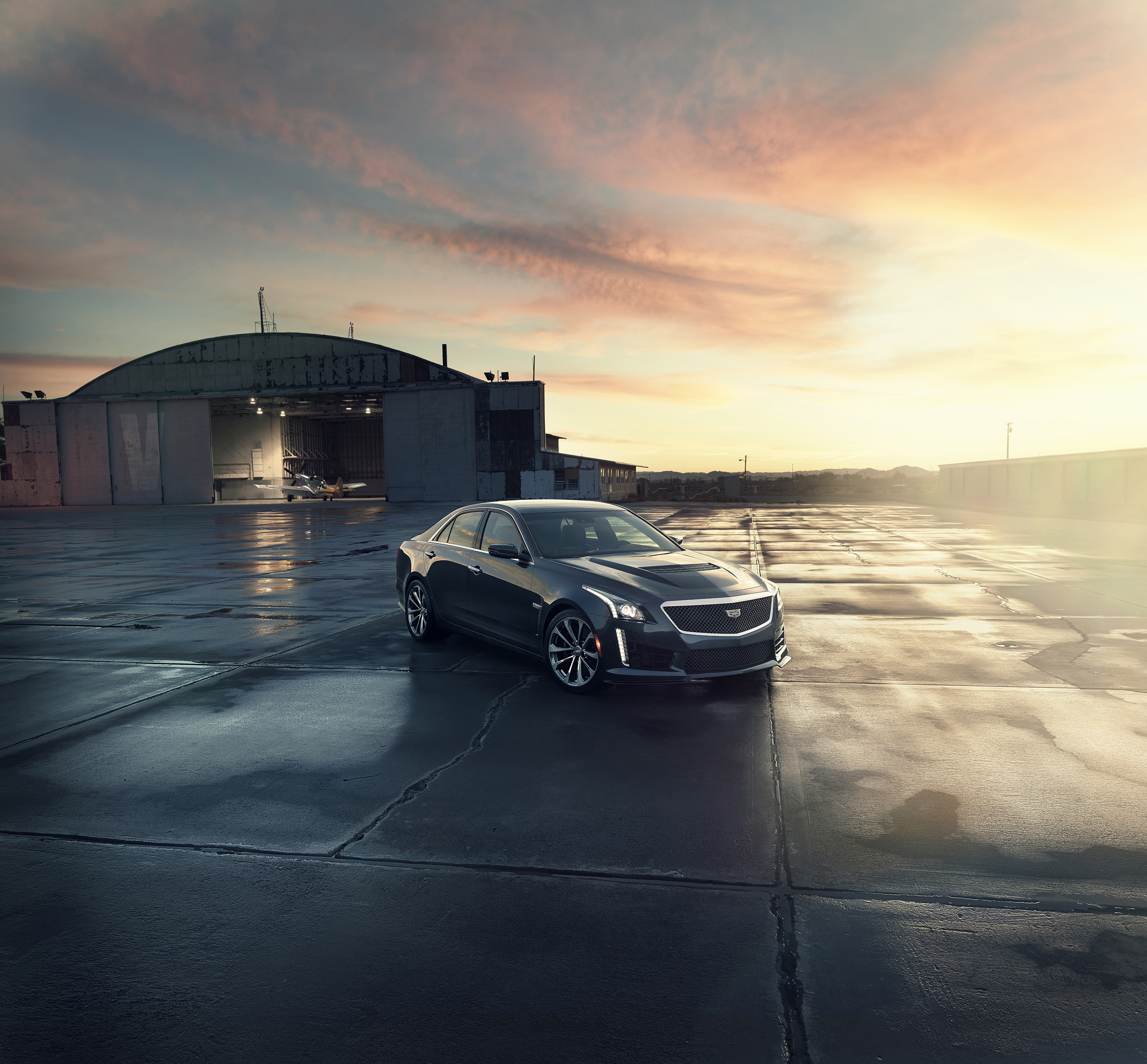 Next Generation 640 Hp Cadillac Cts V Launches This Summer