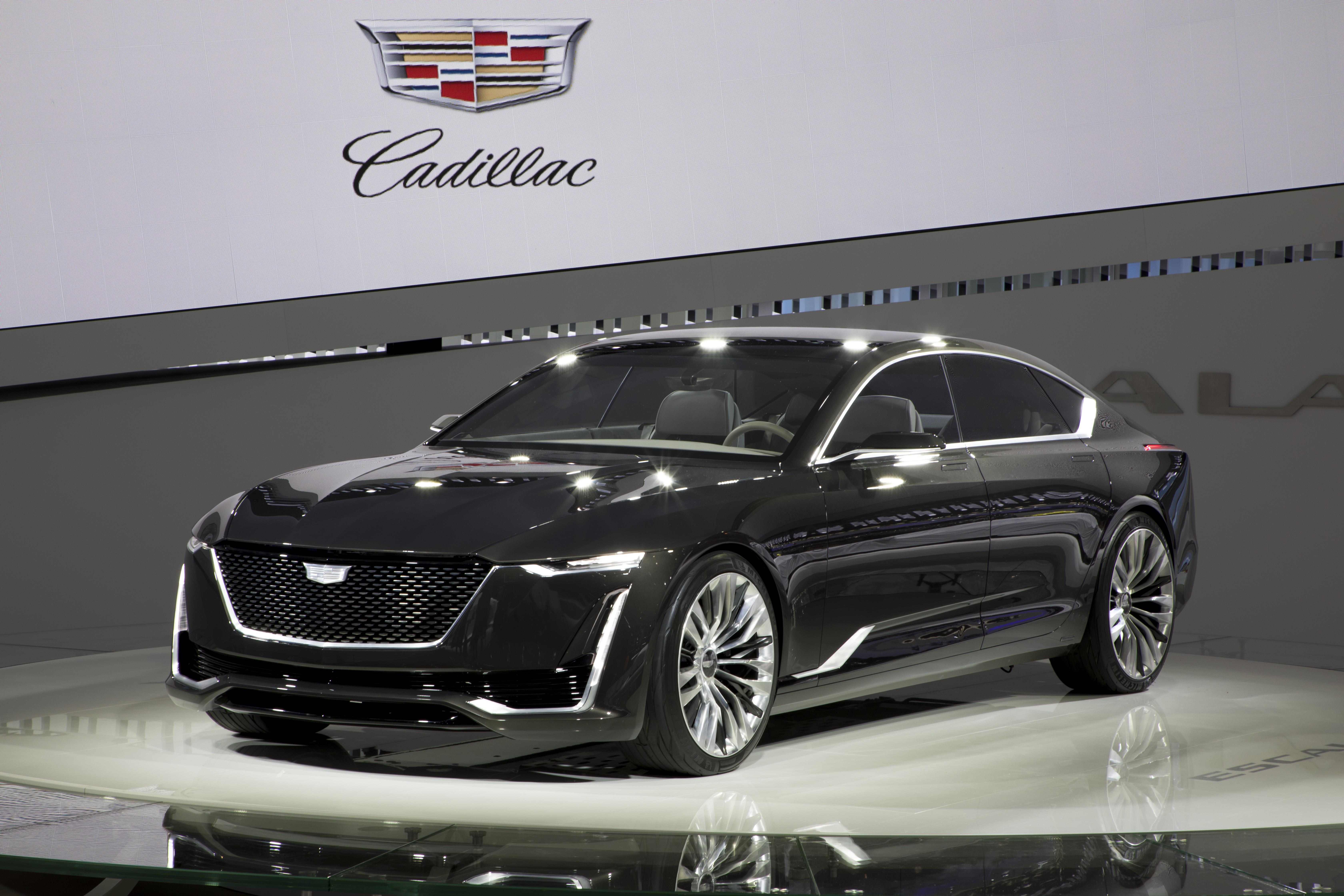 Cadillac concept 2017